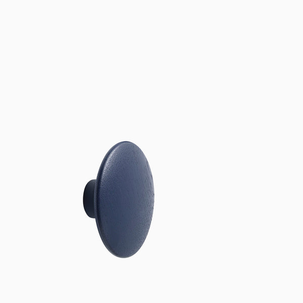 Muuto Dots Wood 13cm - Midnight Blue
