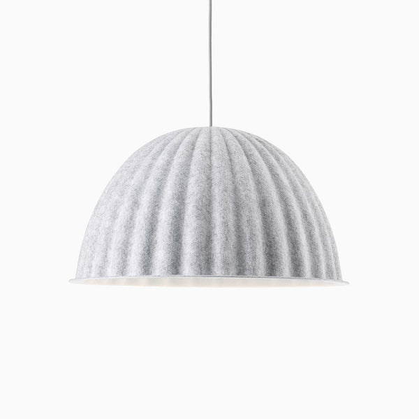 Muuto Under The Bell Ø55 White Melange