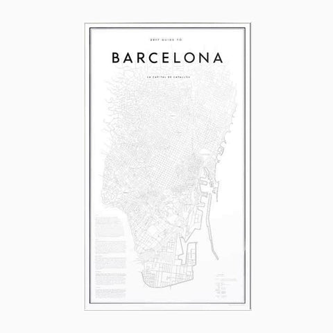My Guide To Barcelona