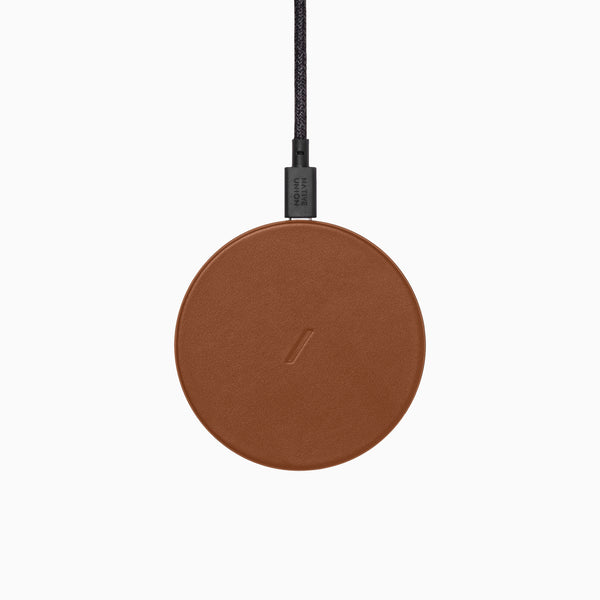 Native Union Drop Wireless Charger Leather