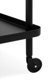 Normann Copenhagen Block Table (black/black)