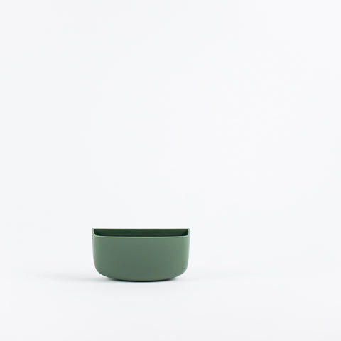 Normann Copenhagen Pocket Organiser 1 Dark Green