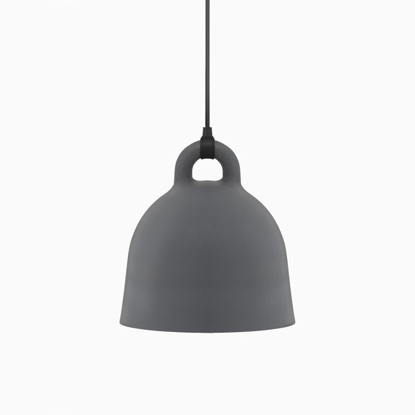 Normann Copenhagen Bell Pendant Small Grey