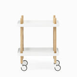 Normann Copenhagen Block Table White