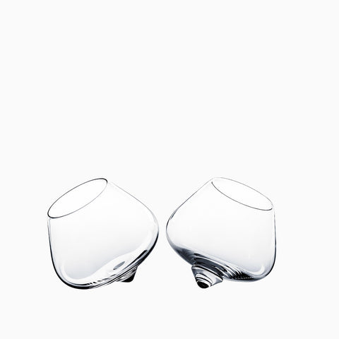 Normann Copenhagen Cognac Glasses Set of 2