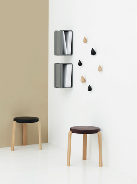 Normann Copenhagen Dropit Hooks Natural
