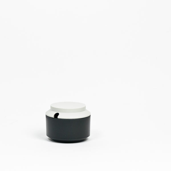 Normann Copenhagen Geo Sugar Bowl Black