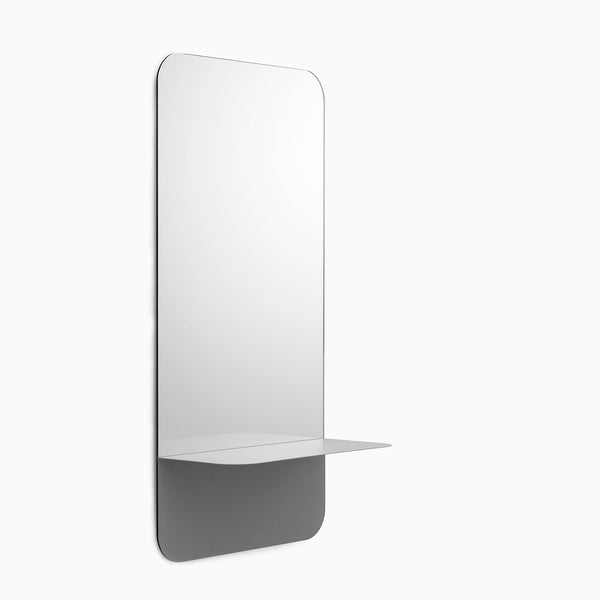 Normann Copenhagen Horizon Mirror Vertical Grey