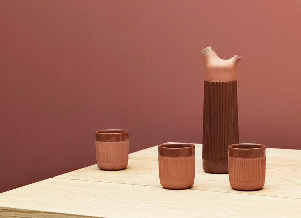 Normann Copenhagen Junto Carafe Display