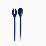 Normann Copenhagen Krenit Salad Servers Blue