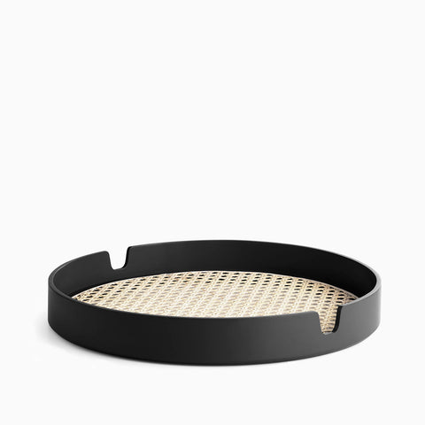 Normann Copenhagen Salon Tray 35cm Black
