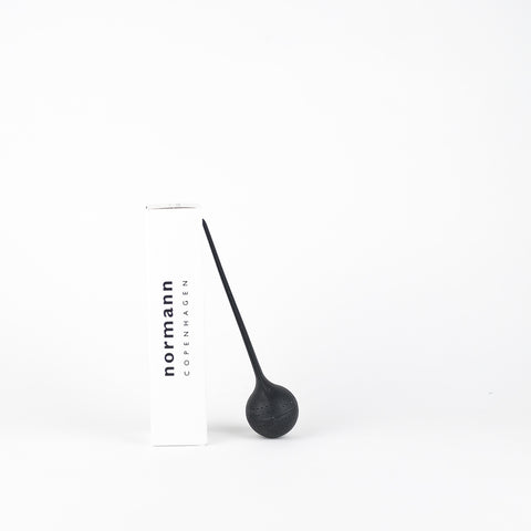 Normann Copenhagen Tea Egg Black