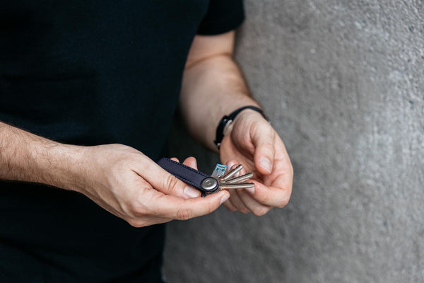 Orbitkey Nylon Deep Navy
