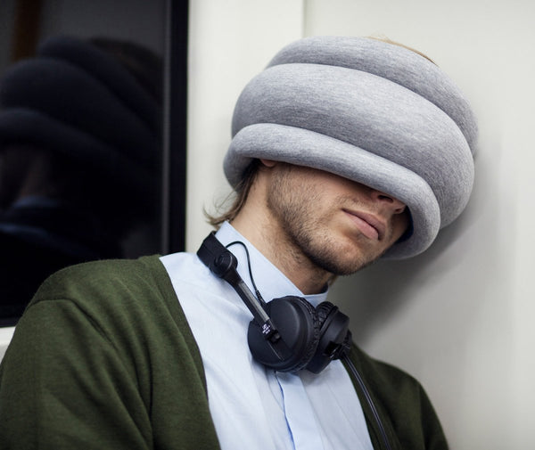 Ostrichpillow Light Midnight Grey