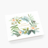 Rifle Paper Co Happy Anniversary Floral