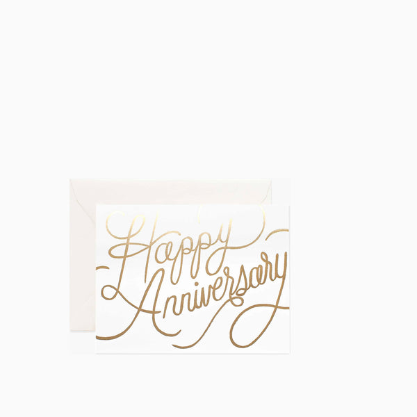 Rifle Paper Co Happy Anniversary