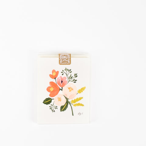 Rifle Paper Co Botanical Assorted Cards (Set of 8)