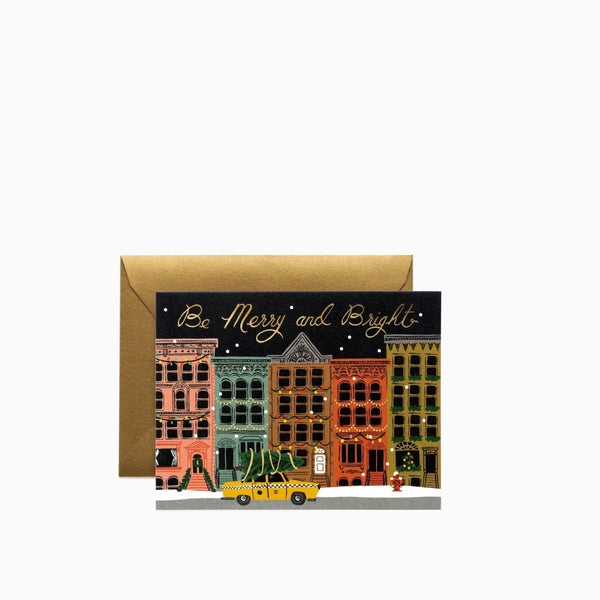 Rifle Paper Co City Holiday