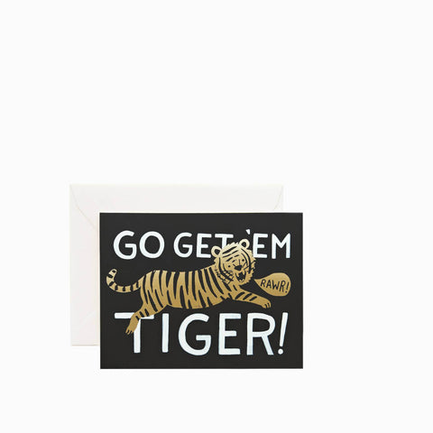 Rifle Paper Co Go Get Em Tiger