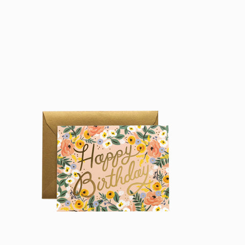 Rifle Paper Co Rosé Birthday
