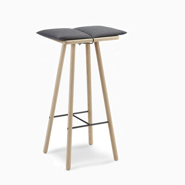 Skagerak Georg Bar Stool High Oak