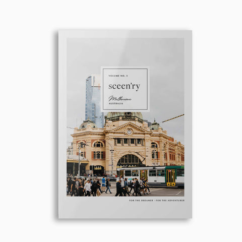 Sceen'ry Travel Journal - Melbourne