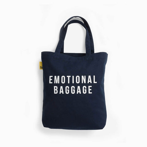 School Of Life Emotional Baggage Navy