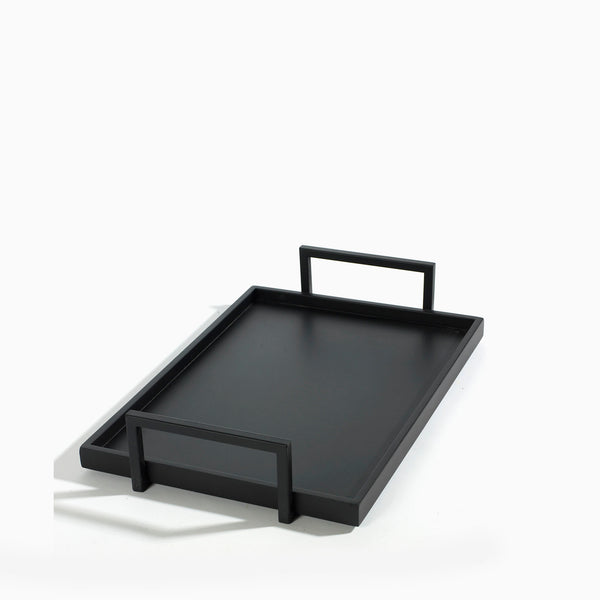 Serax Mango Wood Tray Black