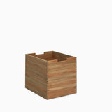 Skagerak Cutter Box High Teak