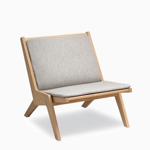 Skagerak Miskito Lounge Chair Oak