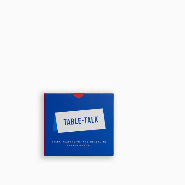 The School of Life Table Talk