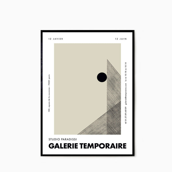 The Poster Club Galarie Temporaire