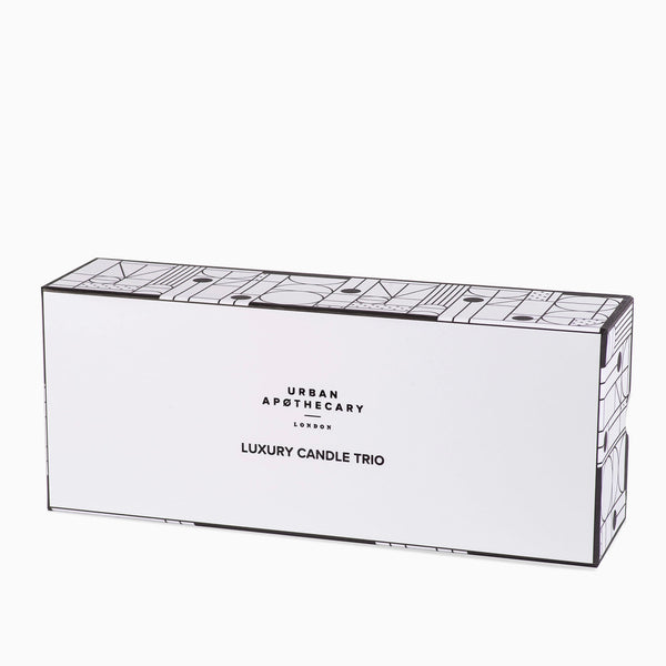 Urban Apothecary Candle Gift Set B