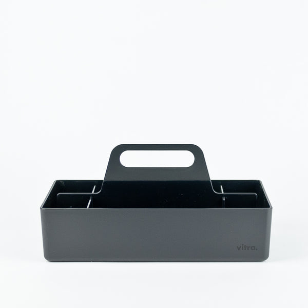 vitra toolbox black arrival hall. Black Bedroom Furniture Sets. Home Design Ideas