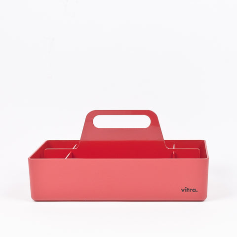 Vitra Toolbox Brick Red