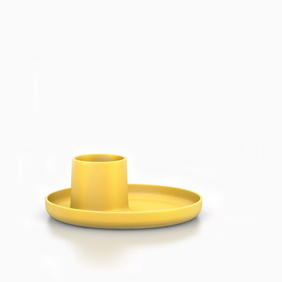 Vitra O-Tidy Yellow