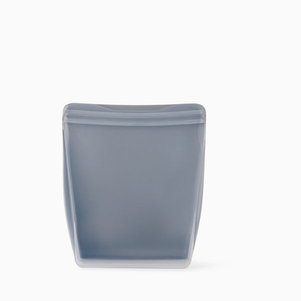 Porter Reuseable Silicone Bag Stand Up 1.0L - Slate