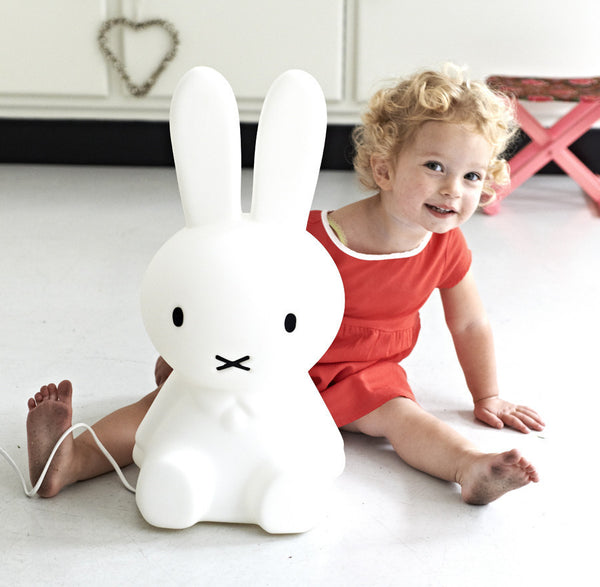 Miffy Dimmable Lamp Light Australia Display