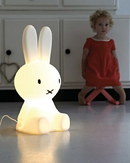 Miffy Dimmable Lamp Light Display Australia