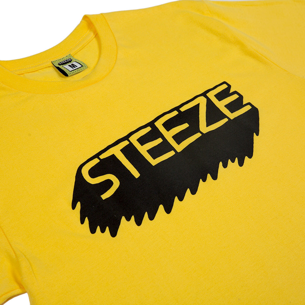 Steeze Logo Yellow