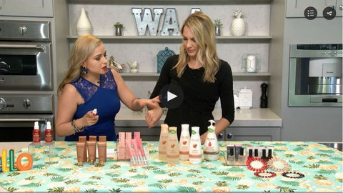 """Summer Beauty Musts"" on CBS Austin's ""We Are Austin."""