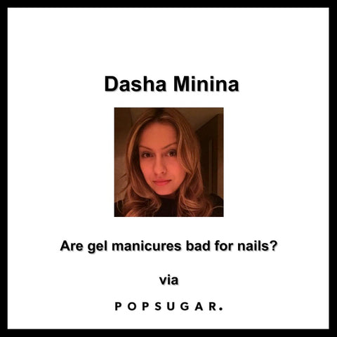 Dasha Minina for Popsugar
