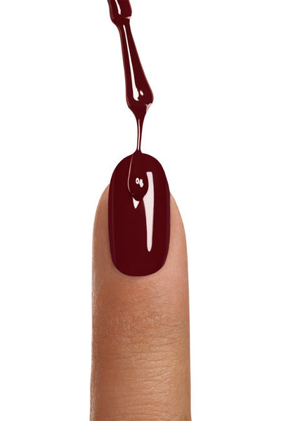 Admired nail polish - rich, lustful bordeaux Nail Lacquer Maxus Nails