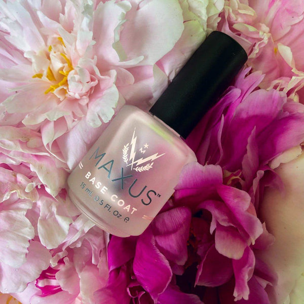 Base Coat - Strengthening Base Coat Maxus Nails