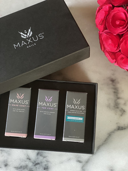 Essentials Treatment Collection Gift Set Custom Product Maxus Nails