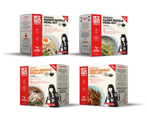 Miso Tasty Noodle Meal Kit Set