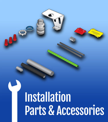 Heat Tape Installation Parts & Accessories