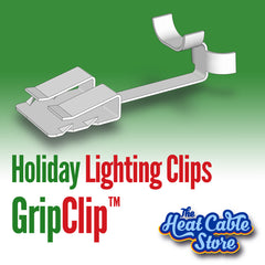 Holiday Light Clip