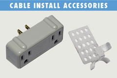 heat cable installation accessories