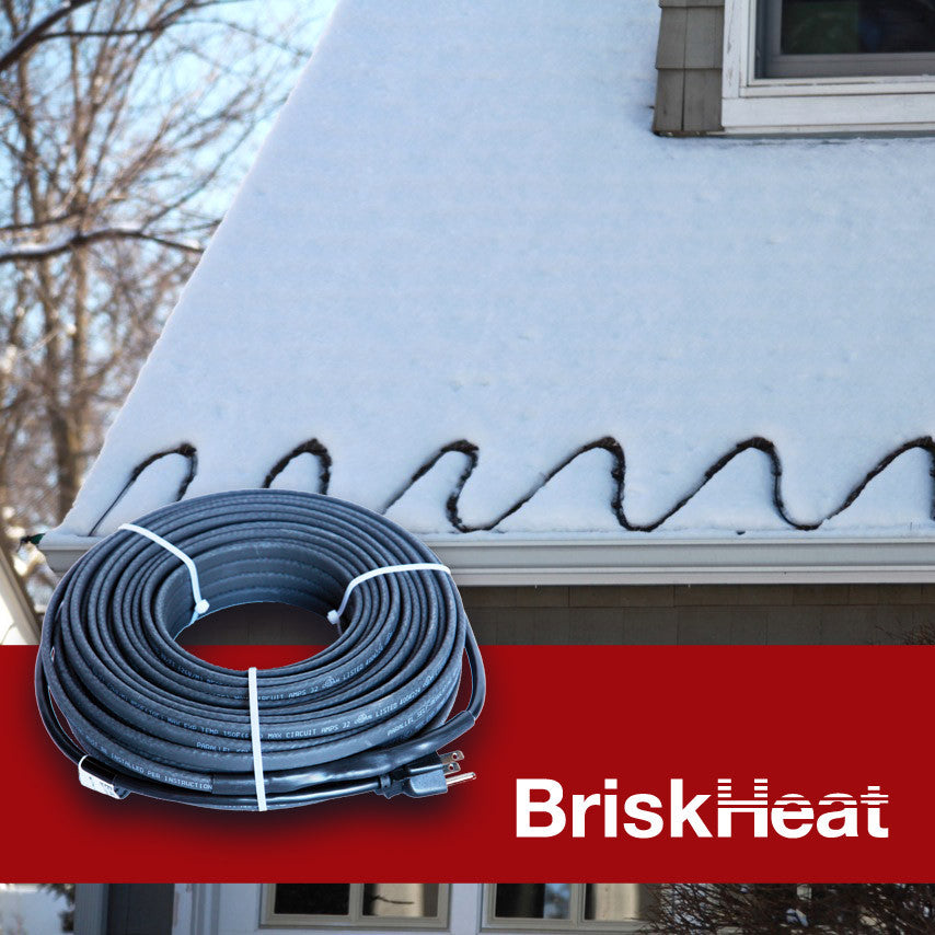 Wire Gutter | Briskheat Plug In Self Regulating Heat Cable The Heat Cable Store
